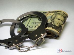 Cash Under Handcuffs